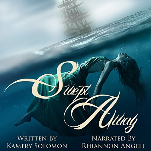 Swept Away: A Time Travel Romance audiobook cover art