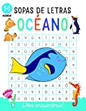Sopas de letras: Océano