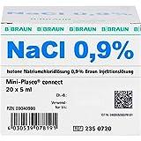 Isotone Kochsalzlösung NaCl 0,9% Braun Mini-Plasco connect, 100 ml Lösung
