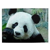 パンダ 500ピースジグソーパズル 大人向け 減圧玩具 家の装飾 パズル 人気 パズルゲーム 知育おもちゃ