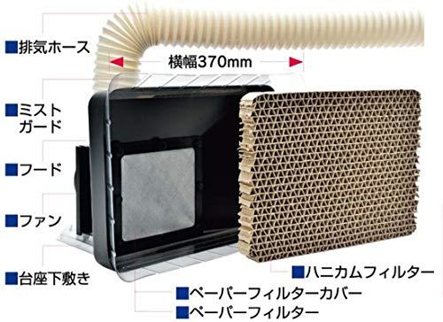 GSIクレオスMr.スーパーブースコンパクトホビー用塗装用具FT03