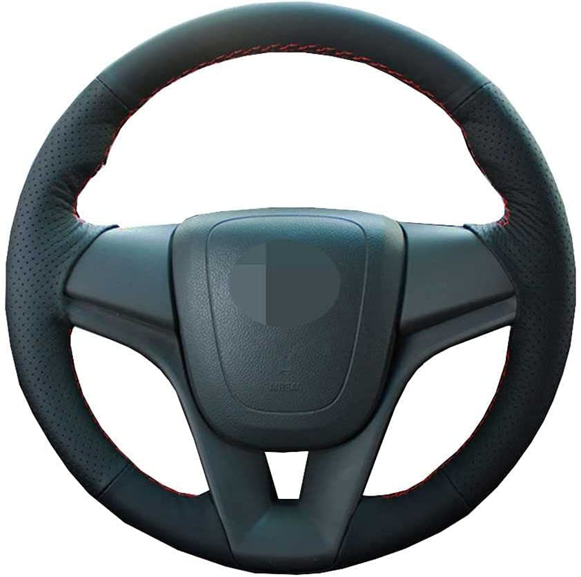 NASHDZ Car Steering Wheel Ranking TOP18 Cover fo DIY New color Hand-Stitched Fit Leather