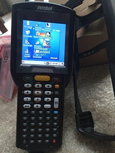 Zebra Mc32N0-gi4hcheia ordinateur Mobile, 802.11a/b/g/n, Bluetooth, Full Audio, processeur 1GHz, Gun, 2d Se4750, Colour-touch écran, 48clés, batterie haute capacité, CE 7.x Pro, 1Go de RAM/4GB ROM