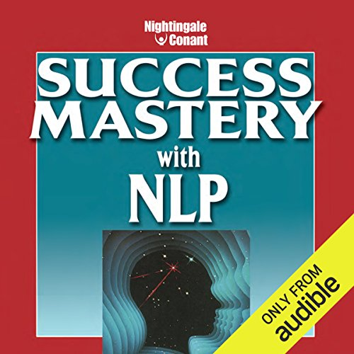 Success Mastery with NLP audiobook cover art