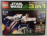 LEGO 66456 - Superconfezione 3 in 1 Guerre Stellari