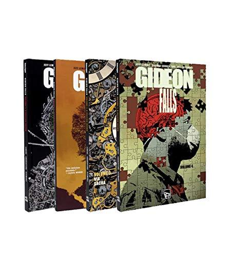 Pacote Gideon Falls Volumes 1 Ao 4