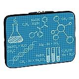 PEDEA Design Schutzhülle Notebook Tasche (10,1 Zoll, chemical elements)