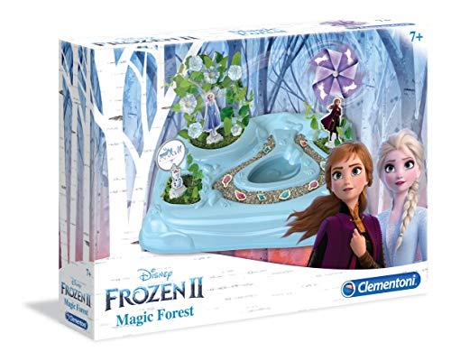 Clementoni - Frozen 2 El Jardín Secreto de Anna (18522)