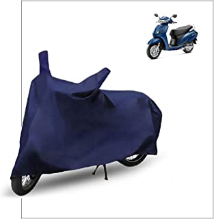 Fabtec Scooty/Scooter Cover for Honda Activa 6G (Blue)