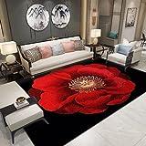 Alfombra moderna para salón (180 x 280 cm), para dormitorio de niños, de pelo...
