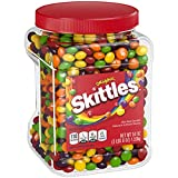 Product of Skittles Original Fruity Candy Jar, 54 oz.
