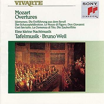 """Mozart: Opera Overtures & Serenade No. 13 in G Major, K. 525 """"Eine kleine Nachtmusik"""""""
