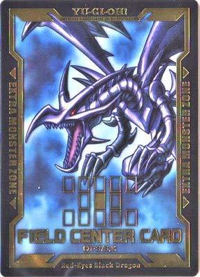 yugiohcard Yu-Gi-Oh! Special Field Center Card [Red-Eyes Black Dragon]