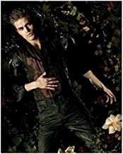 The Vampire Diaries Paul Wesley as Stefan Salvatore Laying on Ground 8 x 10 inch Photo