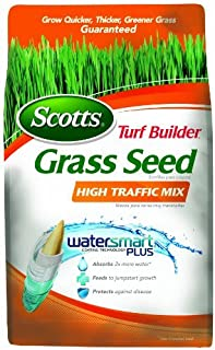 Scotts Turf Builder Grass Seed, High Traffic Mix
