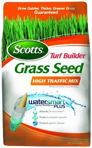 Scotts Turf Builder Grass Seed, High Traffic Mix