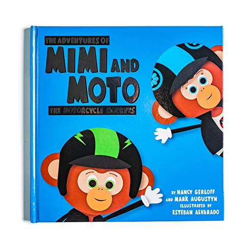 The Adventures of Mimi and Moto (Children's Motorcycle Book)
