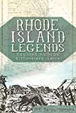Rhode Island Legends:: Haunted Hallows & Monsters  Lairs