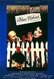 Blue Velvet (1986)   original Filmplakat, Poster [Din A0,