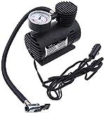 HOMIZOOMI™ Mini Air Compressor - Portable Mini Air Compressor Electric Tire Inflator Pump 12 Volt...