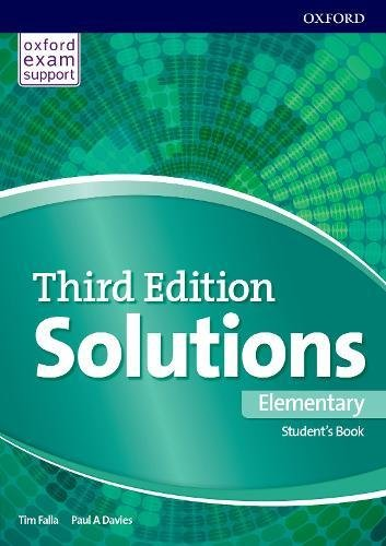 Solutions Elementary Sb Pack - 3Rd Ed