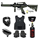 MADDOG TIPPMANN GYPHON LIEUTENANT PAINTBALL GUN PACKAGE