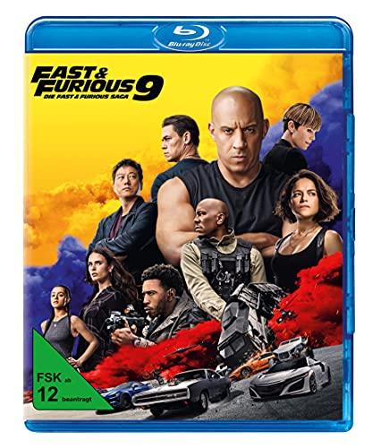 Produktbild von Fast & Furious 9 - Die Fast & Furious Saga [Blu-ray]