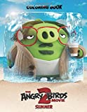 The Angry Birds 2 Movie Summer Coloring book