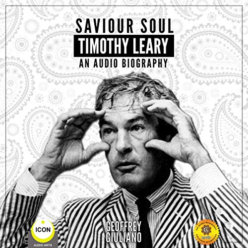 Saviour Soul Timothy Leary cover art