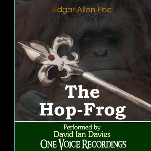 The Hop-Frog audiobook cover art