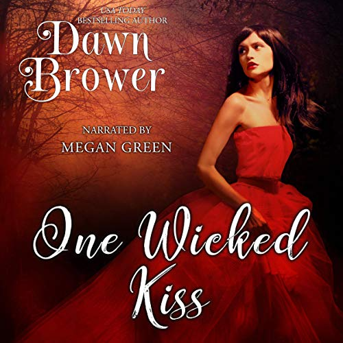One Wicked Kiss audiobook cover art
