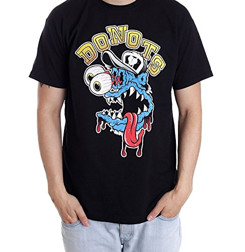 Donots - Crazy Eyes - T-Shirt-Small