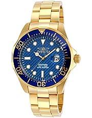 Invicta Pro Diver Orologio Uomo Quarzo, 47mm, Blu, 14357