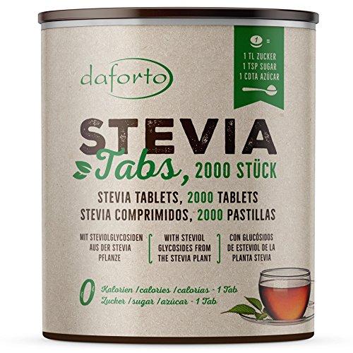 Daforto -   Stevia Tabs