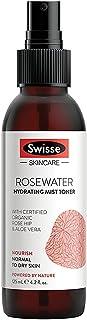 Swisse Swisse Rosewater Hydrating Mist Toner 125ML, 159 g