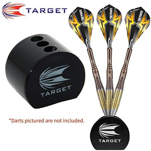 Target Dartständer Acrylic Counter Display Stand Unit, Schwarz