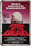 Harvesthouse Dawn of The Dead Movie Poster Reproduction
