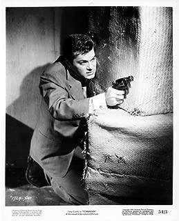 FORBIDDEN original 1954 studio publicity still photograph TONY CURTIS