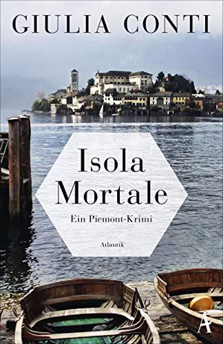 Buchseite und Rezensionen zu 'Isola Mortale (Simon Strasser ermittelt 2)' von Giulia Conti