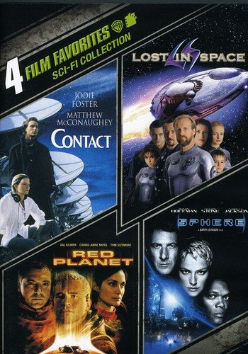 4 Film Favorites: Sci-Fi (Contac...