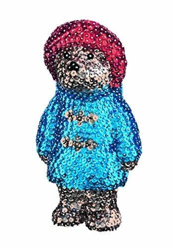 KSG Sequin Art 3D Paddington Bear by KSG