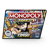 Monopoly Speed - Fast playing Monopoly Board Game,...