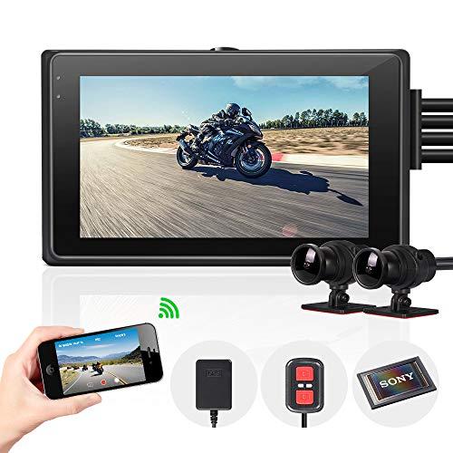 Vsysto Motorcycle Dash Cam