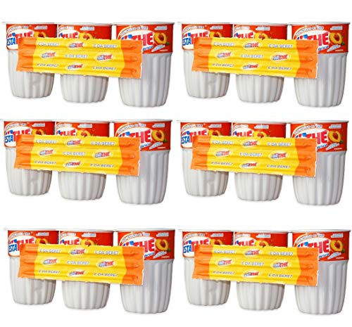 18x Ferrero Eistee Pfirsch The' Pesca Dose 20 ml ESTATHE tea the mit Stroh