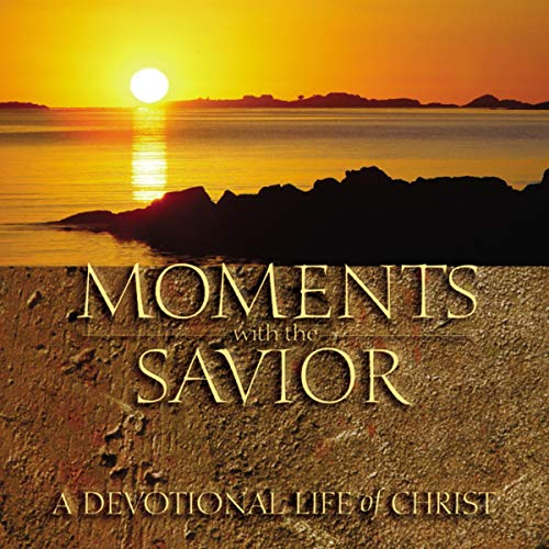 Moments with the Savior cover art