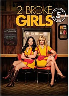 2 Broke Girls: S5 (DVD)