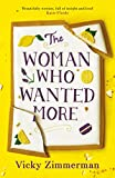 The Woman Who Wanted More: Beautifully written, full of insight and food Katie Fforde (English Edition)