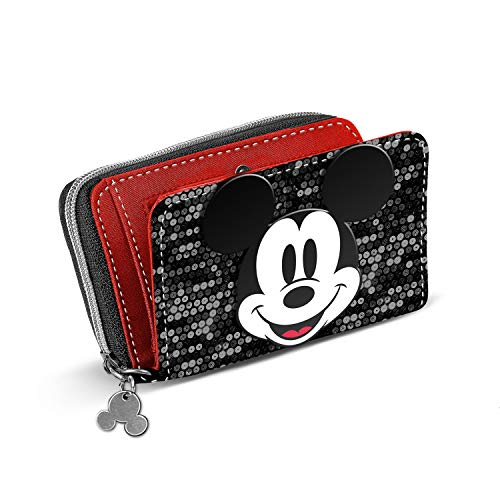 Karactermania Mickey Mouse Shy - Billetero, Multicolor