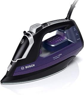 comprar comparacion Bosch TDA753122V Plancha de Vapor, VarioComfort, Supervapor 220 g, Triple Tecnología Antical, 3100 W, 0.35 litros, Negro y...
