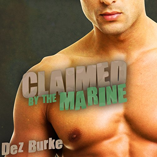 Claimed by the Marine audiobook cover art